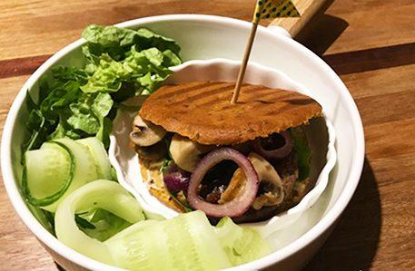 Recept Beauty Smart Burger