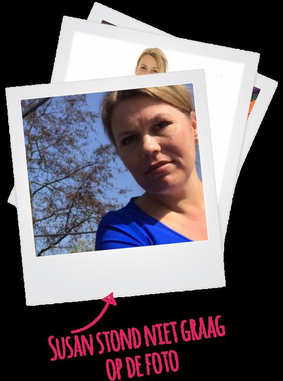 polaroid succesverhalen Susan